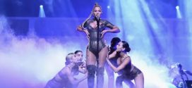 Beyonce bleeding during Tidal X performance (Video)