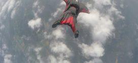 Eric Dossantos Defies Death After 90 MPH Wingsuit Crash (Video)