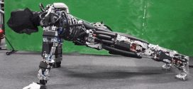Japanese Scientists Develop Humanoid Robot that Sweats (Video)
