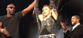 Madonna and Idris Elba spotted locking lips!