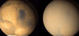 NASA Scientists Predict Global Dust Storm on Mars
