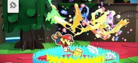 Paper Mario: Color Splash is a very funny Nintendo game, Report