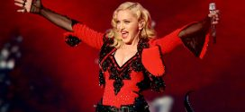 Singer Madonna Named Billboard 2016 Woman Of The Year