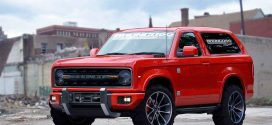 "The Ford Bronco Is Coming Back in 2018 ""Report"""