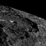 Ceres' Bright Spots Seen In New Dawn Image (Watch)