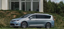 "Chrysler Pacifica Hybrid: Plug-In Minivan With 30 Miles Range ""Video"""
