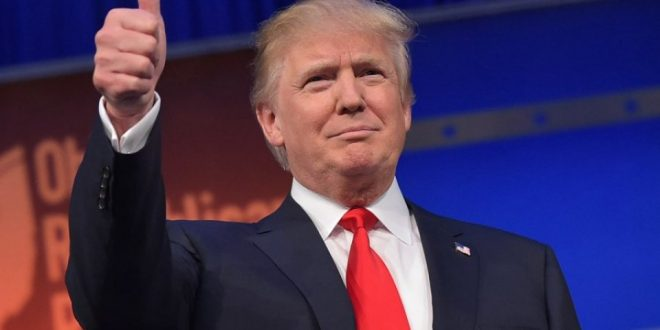 Donald Trump Wins 2016 Us Presidential Election, Report