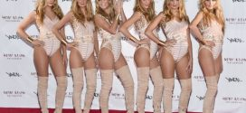 Heidi Klum gets cloned for Halloween (Photo)