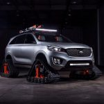 Kia unveils four current models reimagined as autonomous concept cars (Videos)