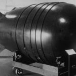Mystery object off Haida Gwaii may be old nuclear bomb