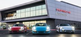 "Porsche drivers with a need for speed get new playground in Angeles ""Photo"""