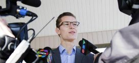 Sam Oosterhoff: Teenage Tory wins Ontario byelection