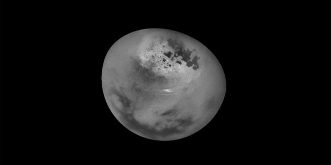 Watching The Clouds Move On Titan Is Freaky As Hell (Video)