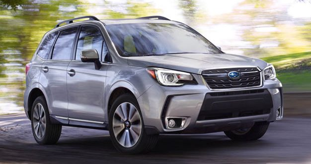 2017 subaru forester premium review a little old a little new video canada journal. Black Bedroom Furniture Sets. Home Design Ideas