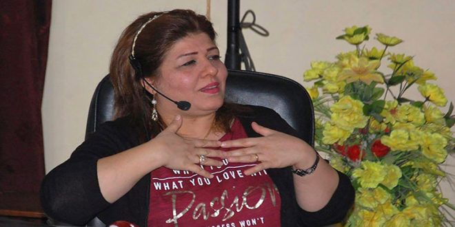Afrah Shawqi al-Qaisi: Iraqi journalist kidnapped from house