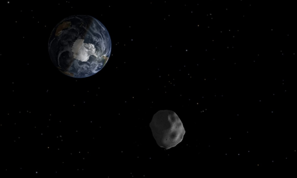 Arizona Astronomers Find Smallest Known Near-Earth ...