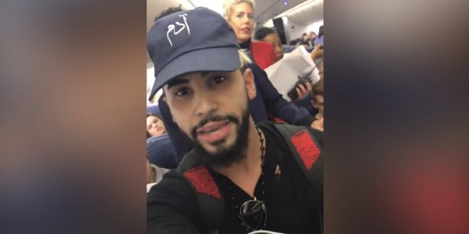 Delta Air Lines accused of kicking YouTube star off flight for speaking Arabic