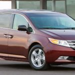 Honda Canada Recalls a Large Number of Odysseys