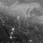 NASA satellite spots northern lights' dazzling image (Watch)