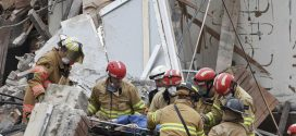South Dakota Building Collapse: One Rescued While Another Remains Trapped (Video)