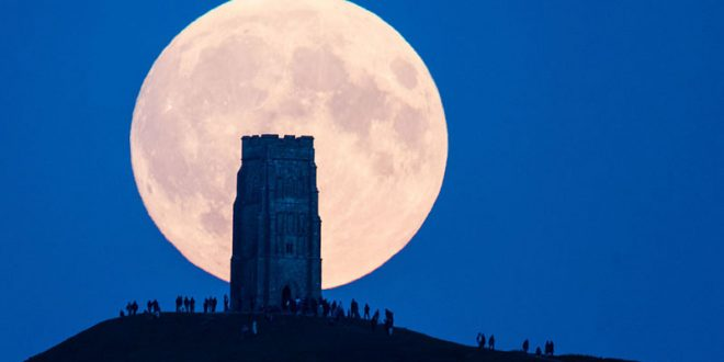 Videos Of The Last Supermoon Of 2016 Canada Journal News Of The