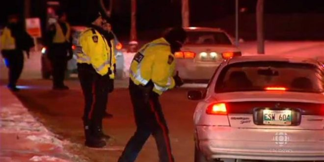 Winnipeg police arrest 10 as part of Checkstop campaign