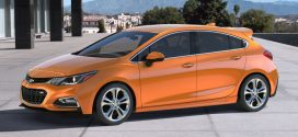 2017 Chevrolet Cruze Hatchback: Smart-driving SUV Alternative (Video)