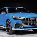 2018 Audi Q8 Concept debuts in Detroit Motor Show (Video)