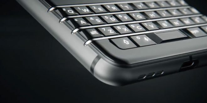 BlackBerry Mercury set to come out at MWC 2017 – complete with keyboard