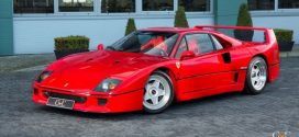 "Eric Clapton's Ferrari F40 Is Actually A Damn Good Deal ""Photo"""