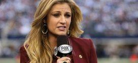 Erin Andrews: Sports reporter reveals cervical cancer battle
