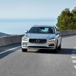 Euro NCAP: 2017 Volvo S90/V90 score five-star safety rating