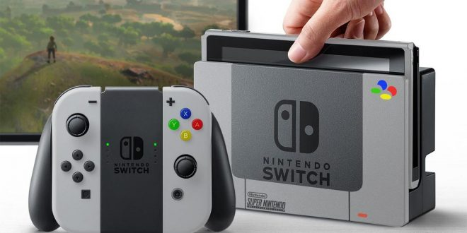 Game: MyNintendo May Have Leaked Nintendo Switch's Release Date, Report