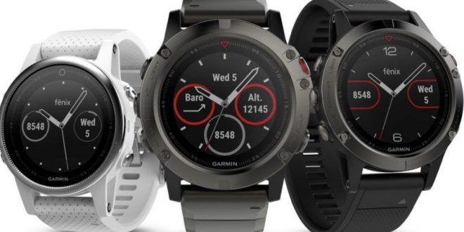 Garmin launches new sport smartwatches – Adventure and Style
