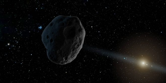 Gigantic Comet will be visible from earth till 14 January