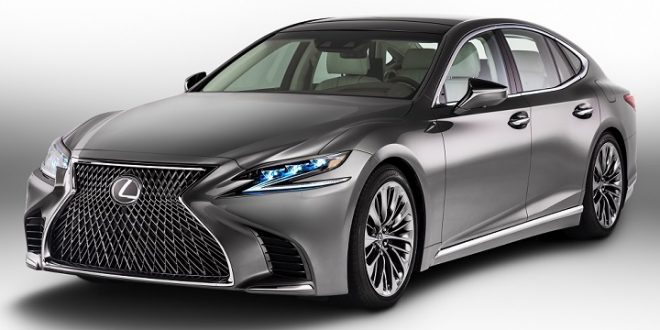 Lexus LS 2018: First Impressions and Video