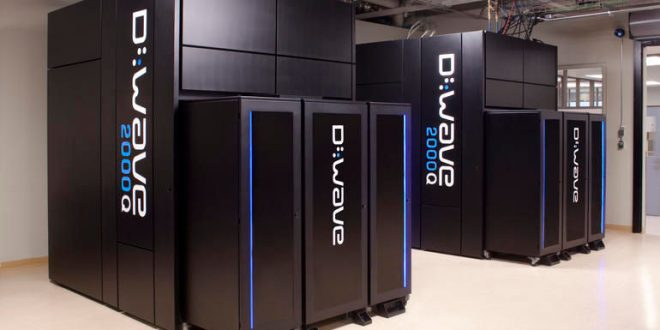 Meet The 15 Million Computer With '2000 Qubits' By D-Wave