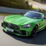Mercedes-AMG GT R: Around the Nürburgring in 7:10.9 minutes (Video)