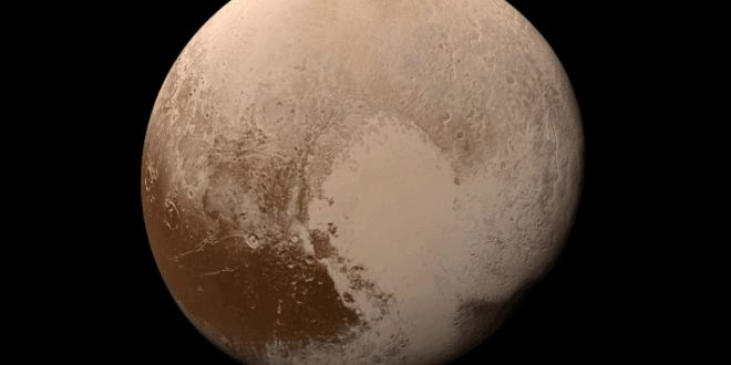 "New NASA video visualizes landing on Pluto ""Watch"""