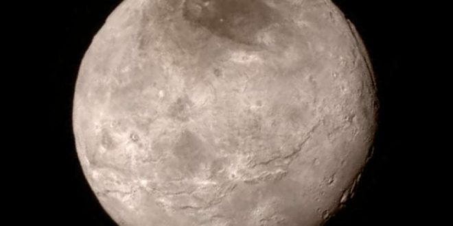 New Research: How a Moon Slows the Decay of Pluto's Atmosphere