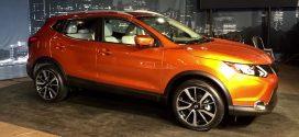 Nissan Qashqai comes to America as 2017 Rogue Sport (Video)