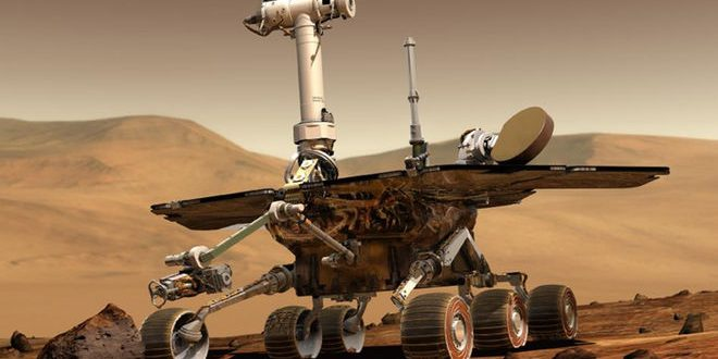 Opportunity rover marks Thirteen years on Mars (Video)
