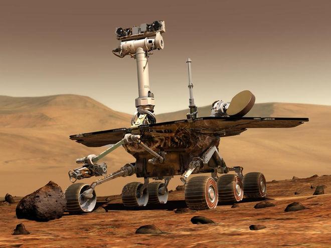 mission to mars movie robot - photo #26