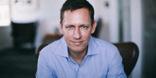"Peter Thiel: ""Apple's Golden Age Is Over"""