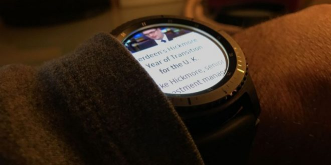 Samsung's Gear smartwatches now work with iOS app