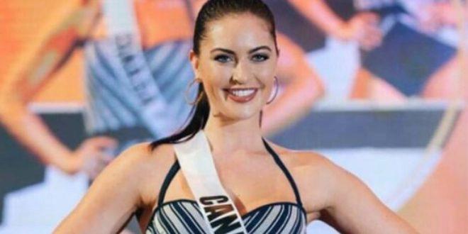 Siera Bearchell: Miss Universe Canada Slams Body Shamers on Social Media