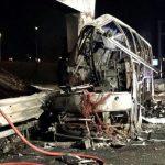 Verona Bus Crash leaves more than a dozen dead