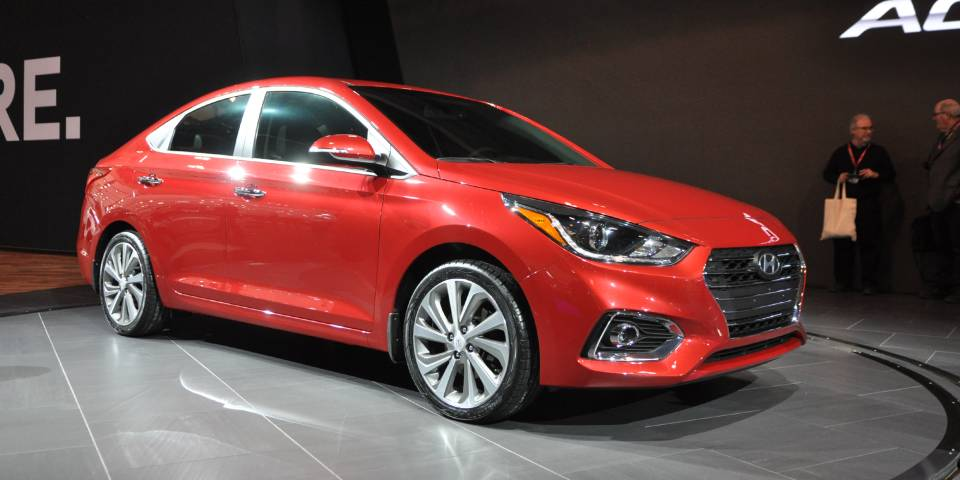 "2018 Hyundai Accent makes a comeback ""Video"" - Canada ..."
