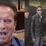 Arnold Schwarzenegger, Nickelback bicker on Twitter about who's worse
