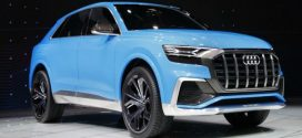 Audi Q8: Production version coming in 2018 (Watch)